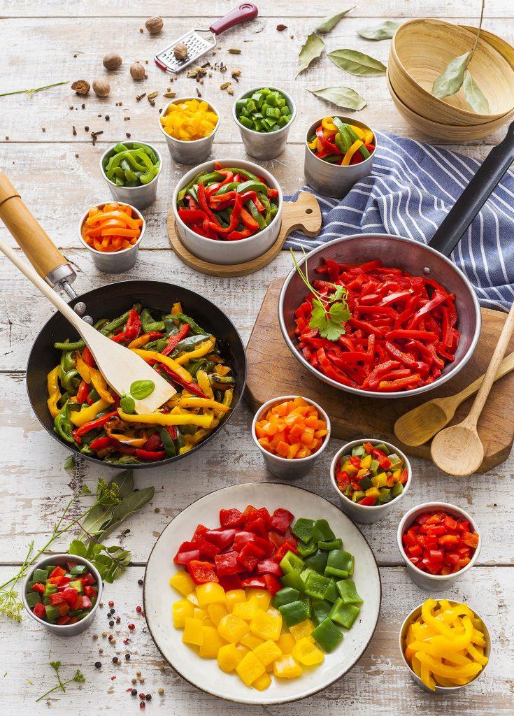Estudio de fotografía gastronómica